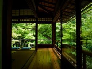 Zendo, Rurikouin tempel Kyoto